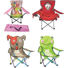 Kid Animal Cartoon plegable silla de camping (SP-110)